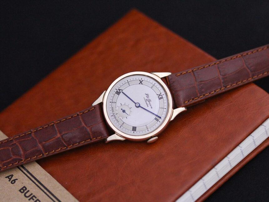 ベンソン腕時計-W1351-12