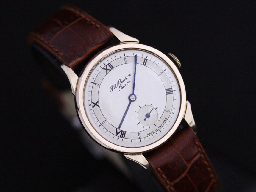 ベンソン腕時計-W1351-13