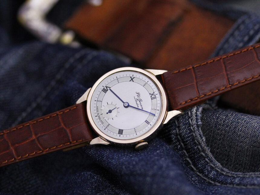 ベンソン腕時計-W1351-4