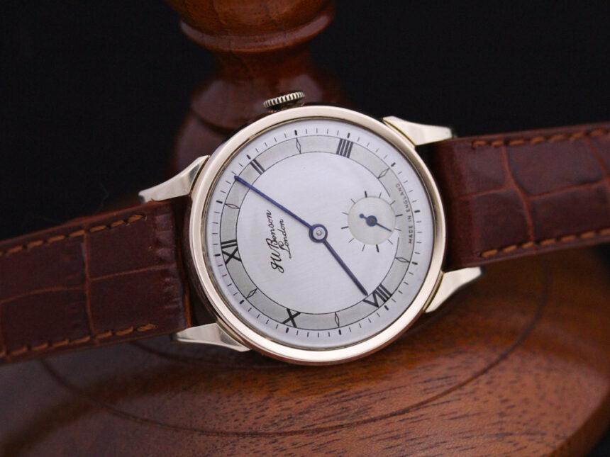 ベンソン腕時計-W1351-7