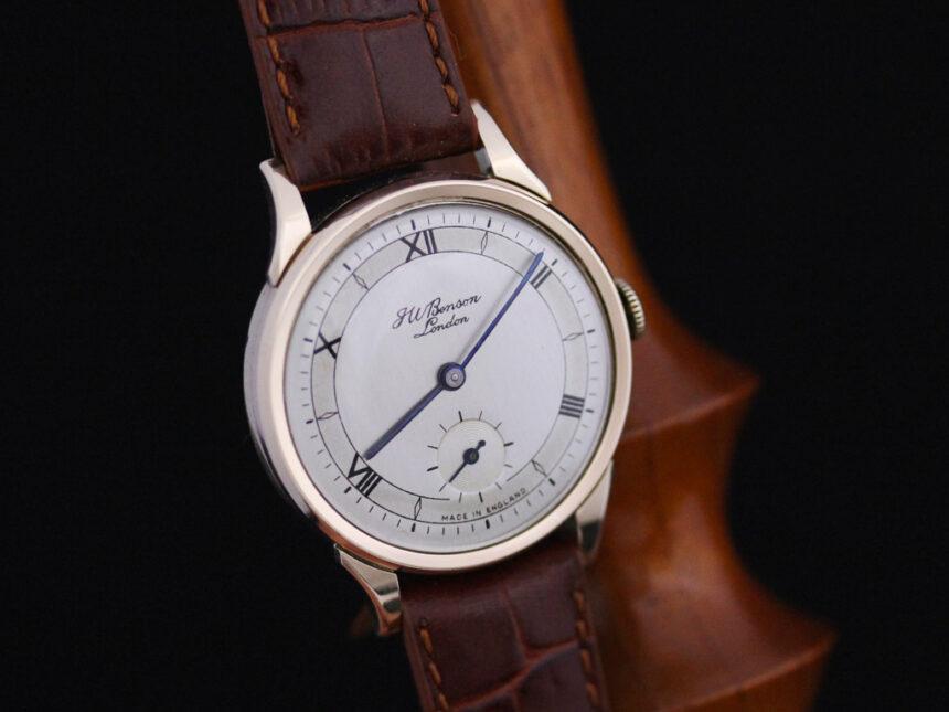 ベンソン腕時計-W1351-9