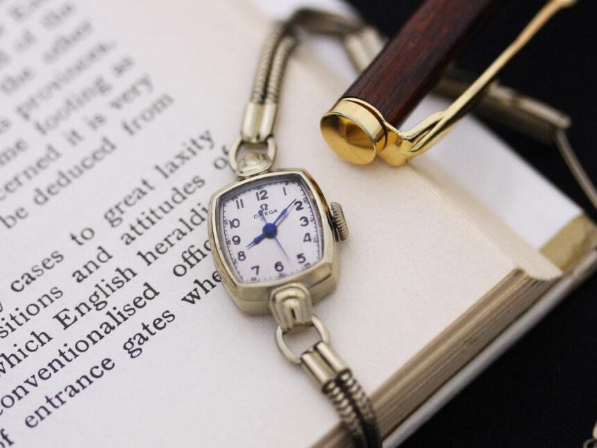 オメガ腕時計-W1353-1