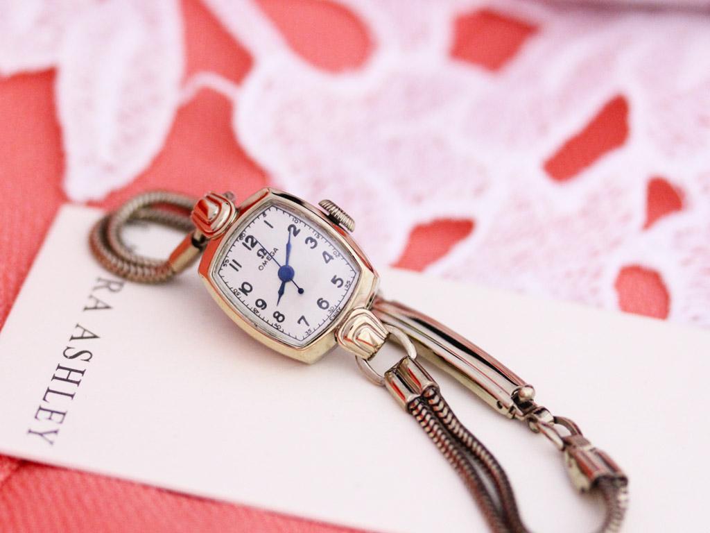 オメガ腕時計-W1353-2