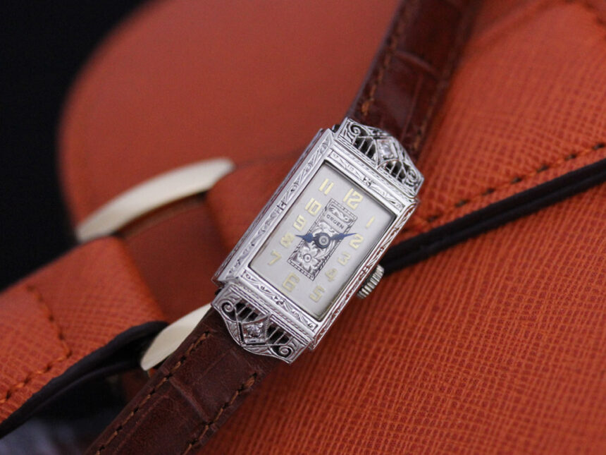 グリュエン腕時計-W1361-1