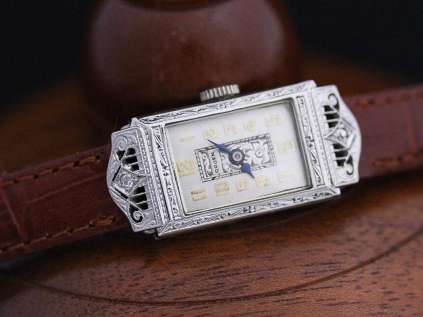 グリュエン腕時計-W1361-10