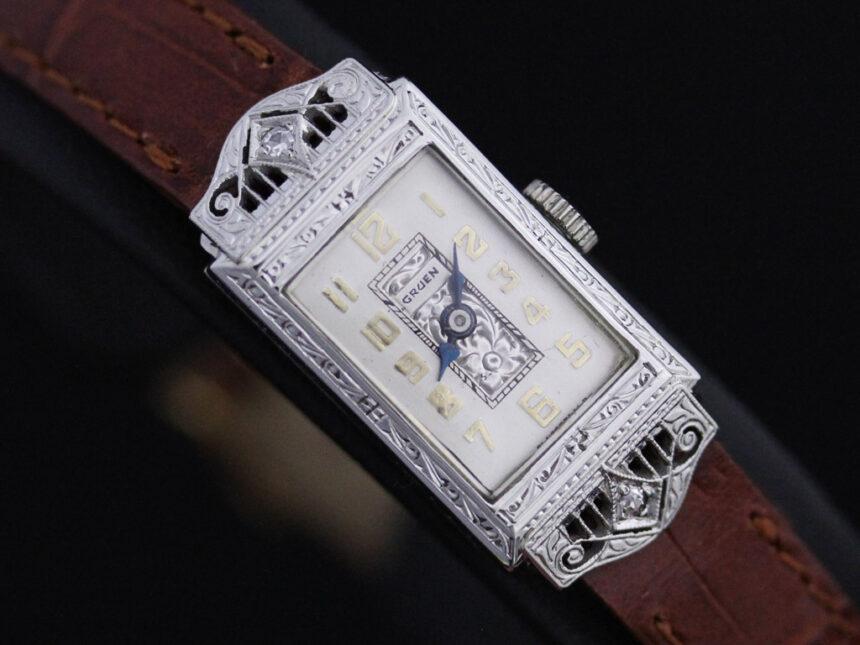 グリュエン腕時計-W1361-11