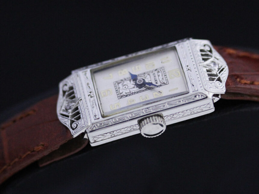 グリュエン腕時計-W1361-12