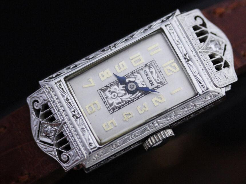 グリュエン腕時計-W1361-3