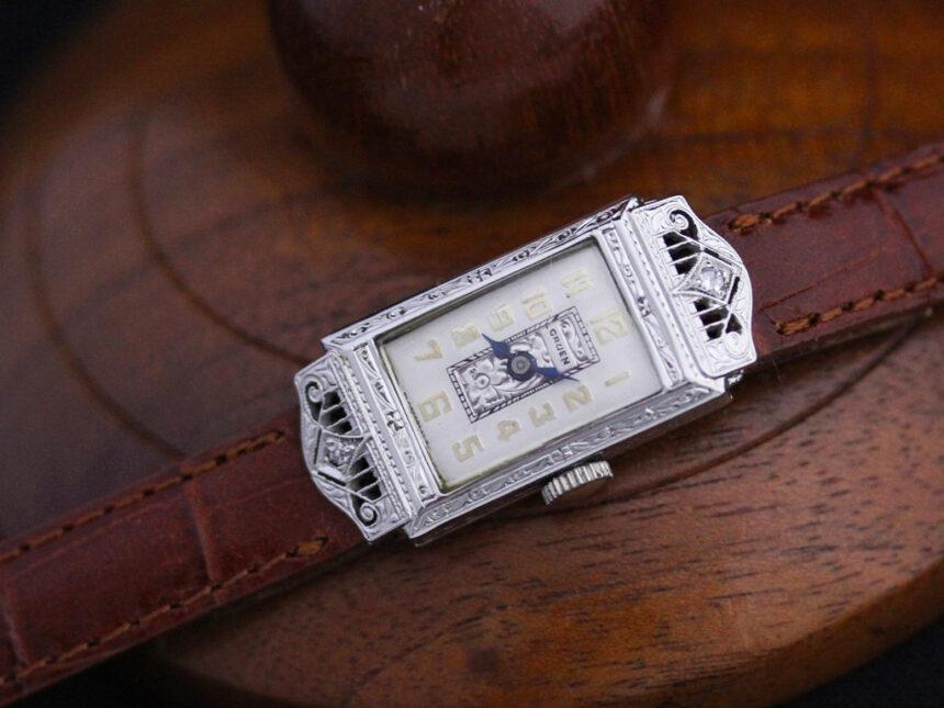 グリュエン腕時計-W1361-9
