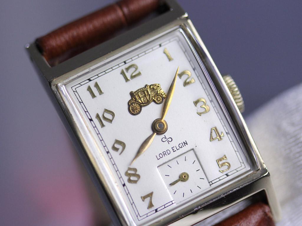 エルジン腕時計-W1366-2