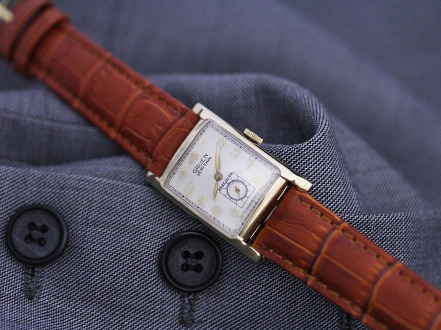グリュエン腕時計-W1369-1