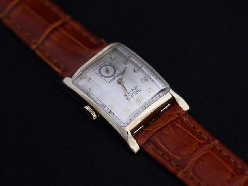 グリュエン腕時計-W1369-9