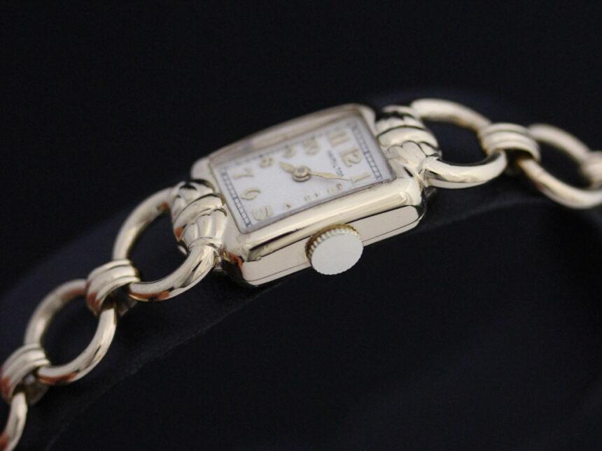 ハミルトンのアンティーク腕時計-W1370-12