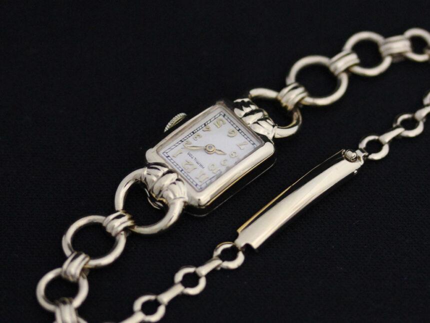 ハミルトンのアンティーク腕時計-W1370-13