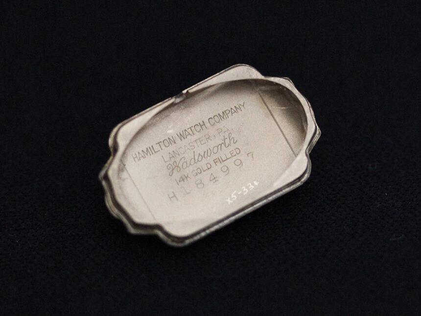 ハミルトンのアンティーク腕時計-W1370-16