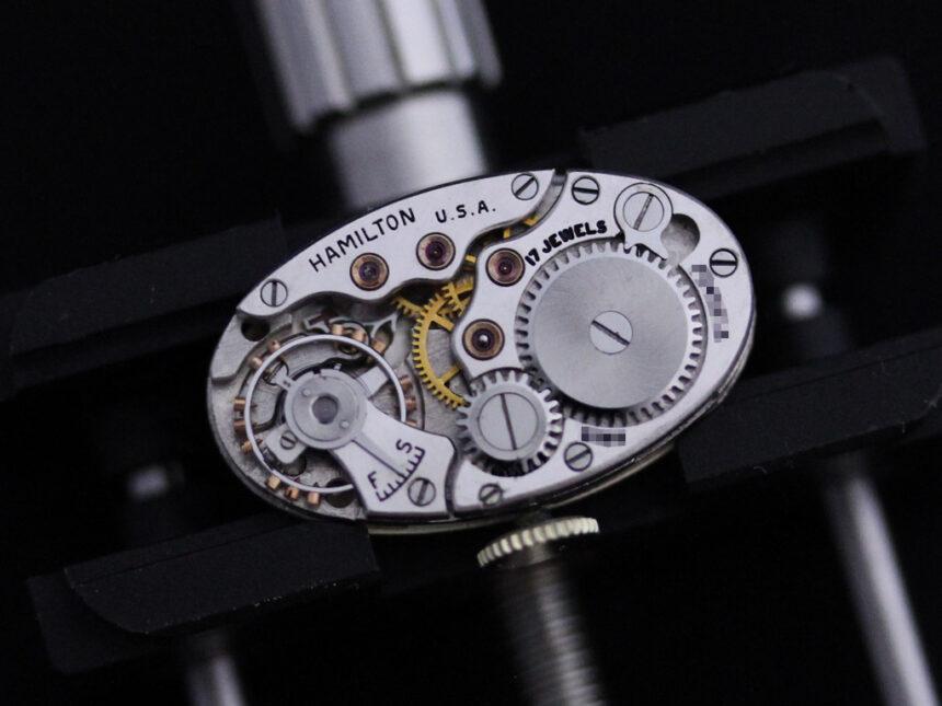 ハミルトンのアンティーク腕時計-W1370-17