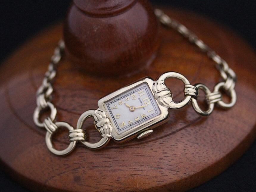 ハミルトンのアンティーク腕時計-W1370-5