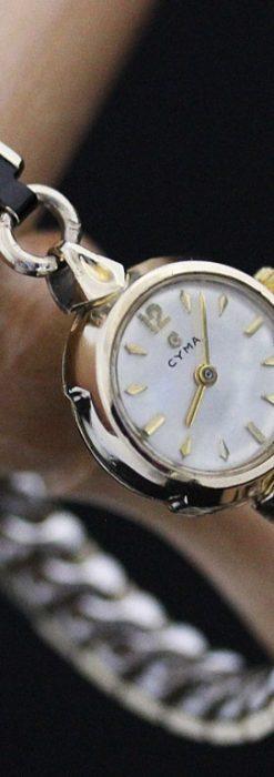 シーマのアンティーク腕時計-W1372-1