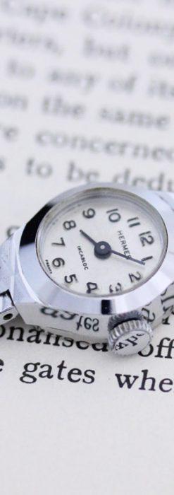 エルメスのアンティーク腕時計-W1374-1