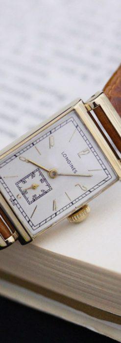 ロンジンのアンティーク腕時計-W1375-1