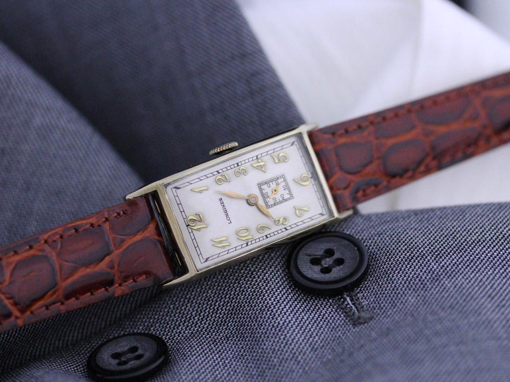 ロンジンのアンティーク腕時計-W1376-2