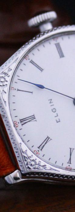 エルジンのアンティーク腕時計-W1377-1