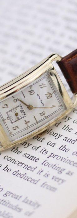 ロンジンのアンティーク腕時計-W1378-1