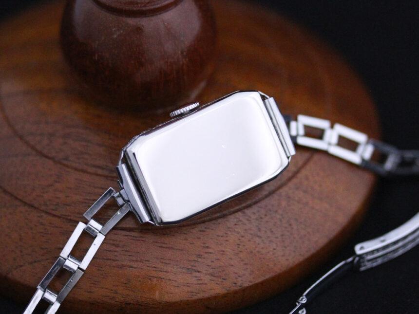 エルジンのアンティーク腕時計-W1379-16