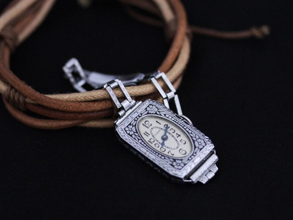 エルジンのアンティーク腕時計-W1379-2