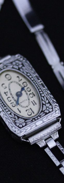 エルジンのアンティーク腕時計-W1379-5