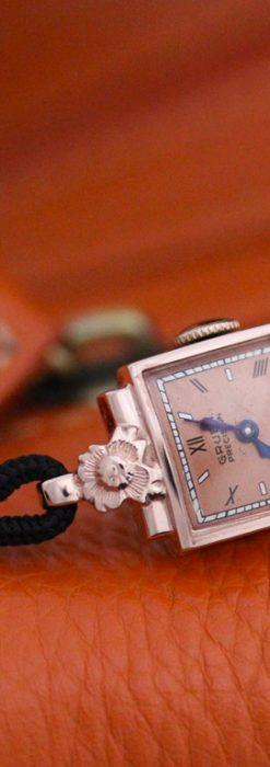 グリュエンのアンティーク腕時計-W1380-1