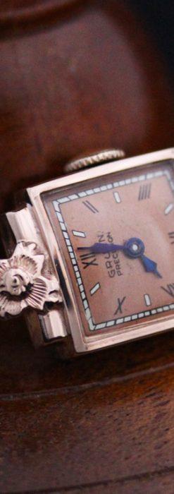 グリュエンのアンティーク腕時計-W1380-11