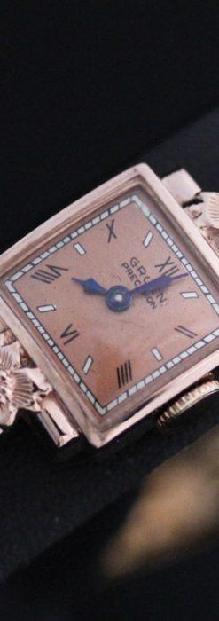 グリュエンのアンティーク腕時計-W1380-13