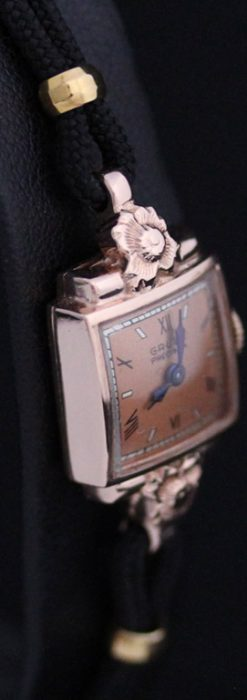 グリュエンのアンティーク腕時計-W1380-14