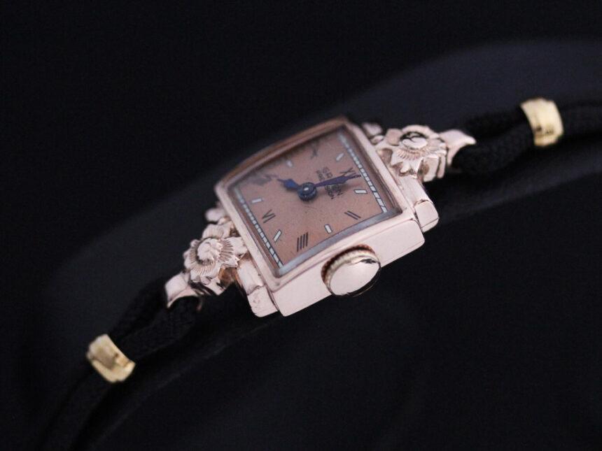 グリュエンのアンティーク腕時計-W1380-15