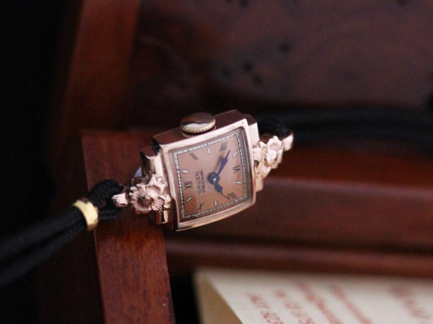 グリュエンのアンティーク腕時計-W1380-16