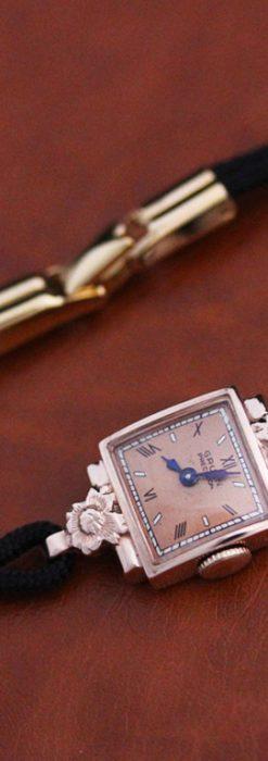 グリュエンのアンティーク腕時計-W1380-17