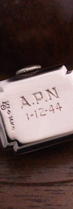 グリュエンのアンティーク腕時計-W1380-18