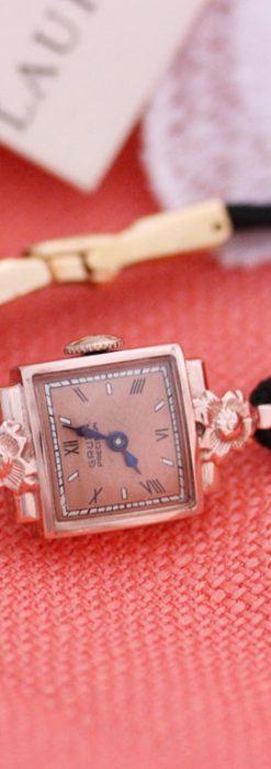 グリュエンのアンティーク腕時計-W1380-2