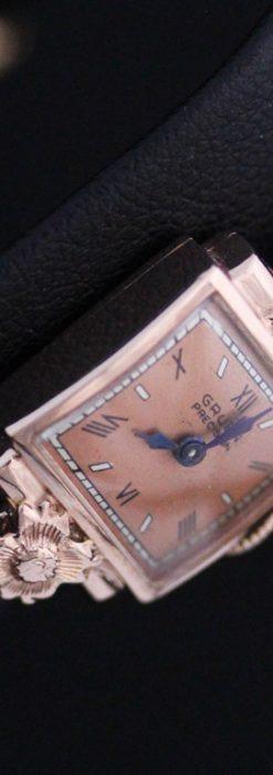 グリュエンのアンティーク腕時計-W1380-5