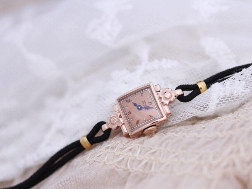 グリュエンのアンティーク腕時計-W1380-6