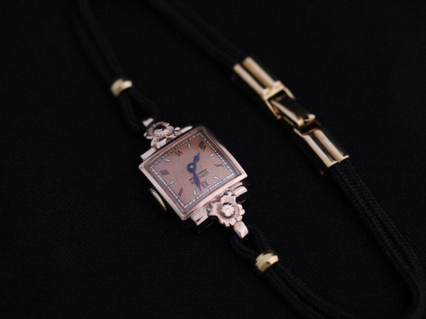 グリュエンのアンティーク腕時計-W1380-8