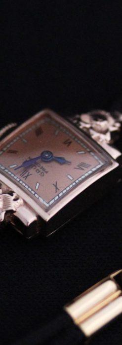 グリュエンのアンティーク腕時計-W1380-9