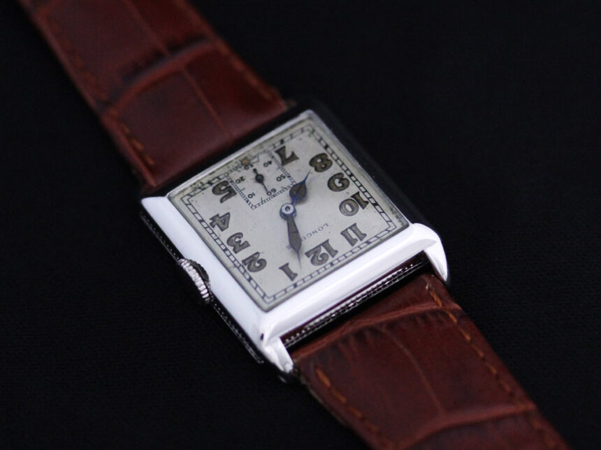 ロンジンのアンティーク腕時計-W1381-10