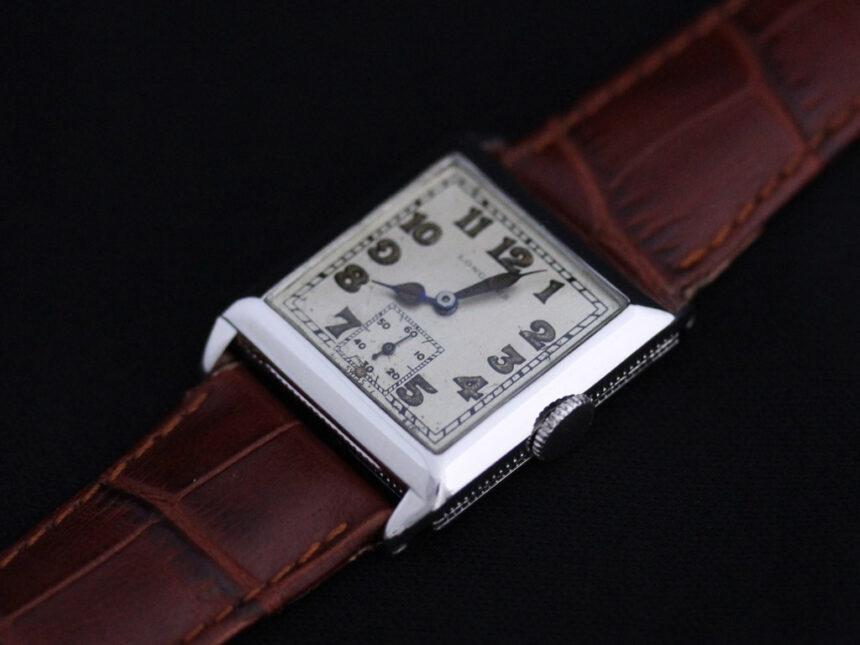 ロンジンのアンティーク腕時計-W1381-11