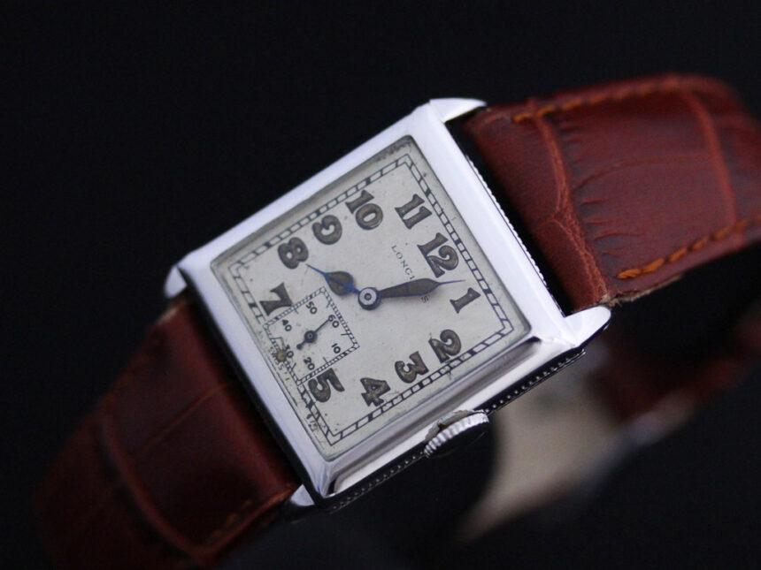 ロンジンのアンティーク腕時計-W1381-13