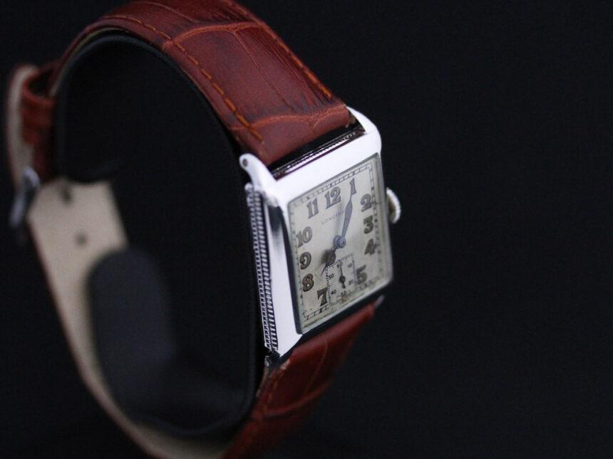 ロンジンのアンティーク腕時計-W1381-16