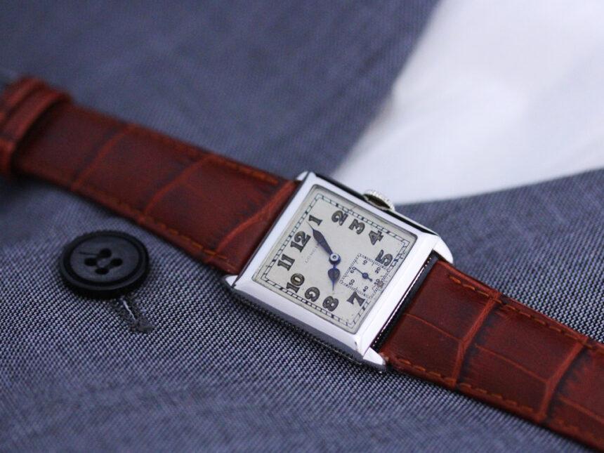 ロンジンのアンティーク腕時計-W1381-2