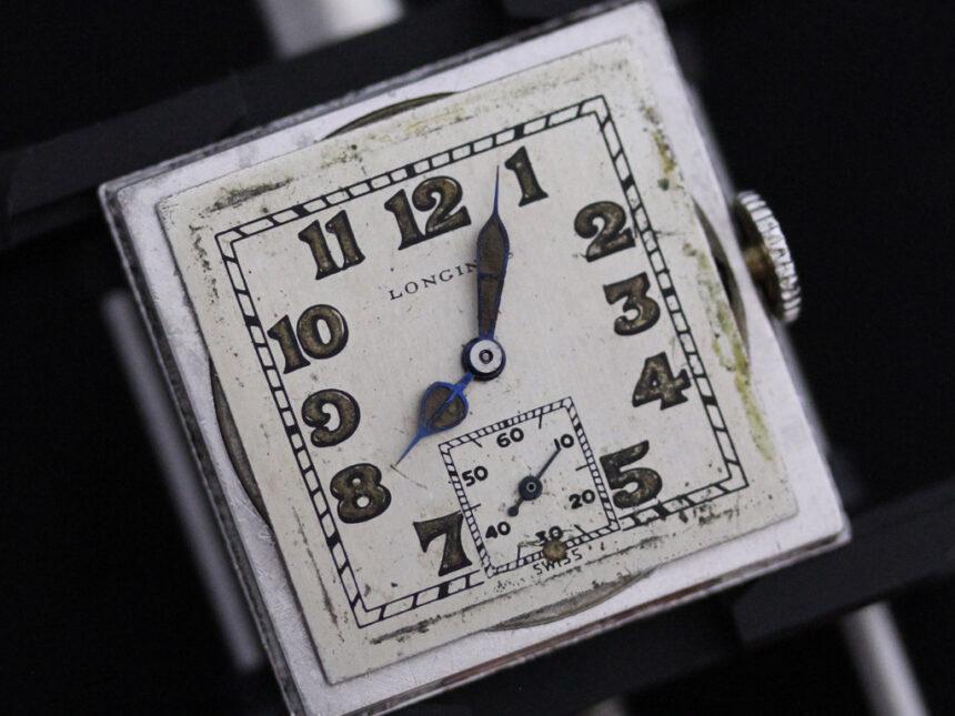 ロンジンのアンティーク腕時計-W1381-21