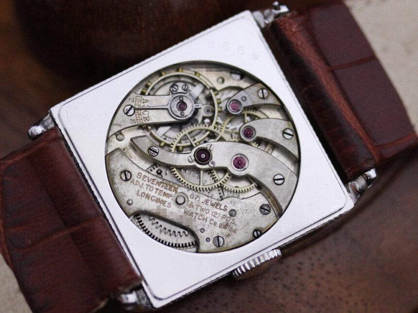 ロンジンのアンティーク腕時計-W1381-22